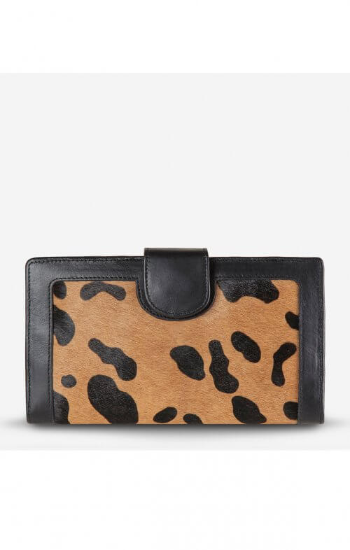 status anxiety doris wallet wild cat