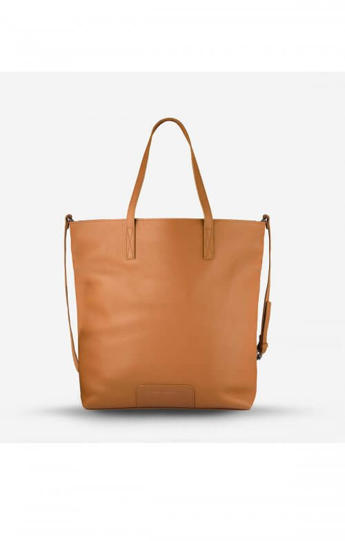 status anxiety fire on the vine bag tan