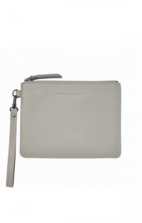 status anxiety fixation wallet cement