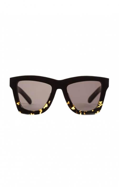 valley db black to tortoise sunglasses