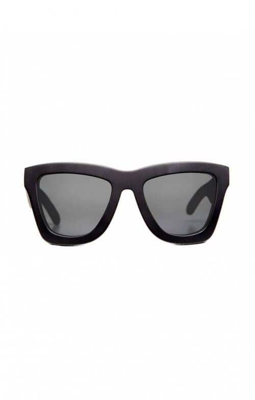 valley dbII black matte sunglasses