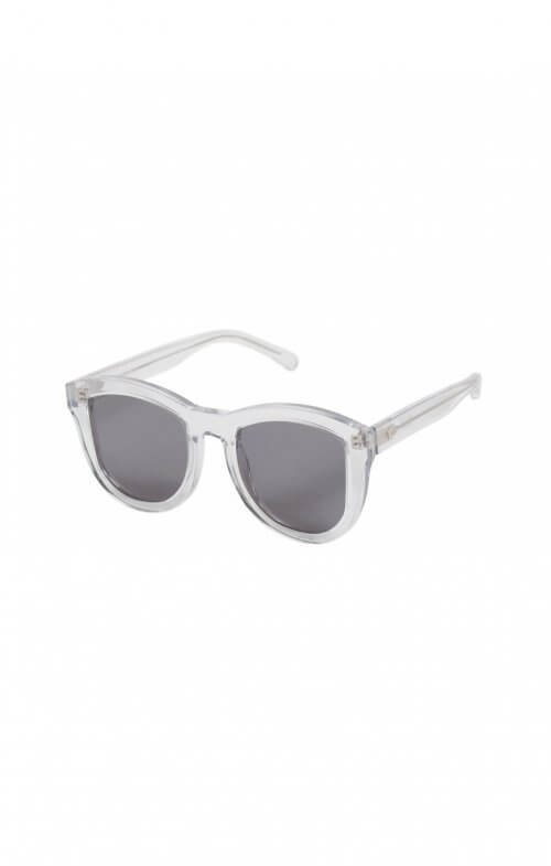 valley trachea sunglasses crystal black