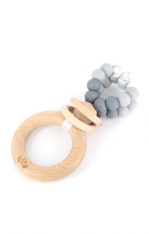 LLUIE RING POP GREY OMBRE