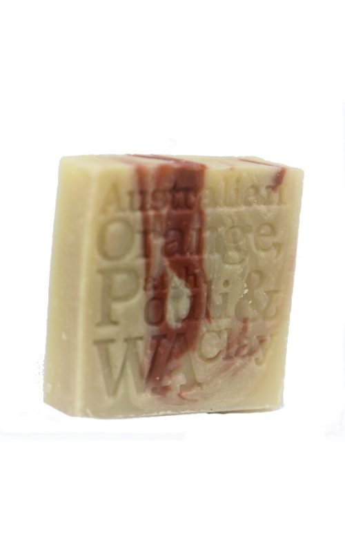 CORRYNNES SOAP ORANGE PATCHOULI & WA CLAY