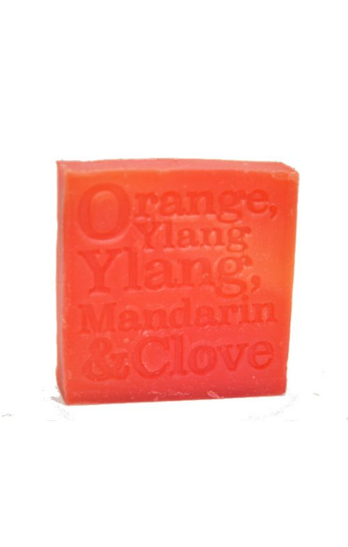 CORRYNNES SOAP ORANGE YLANG & CLOVE