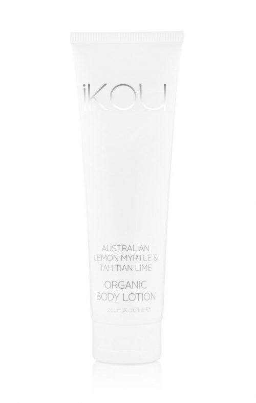 IKOU BODY LOTION ORGANIC