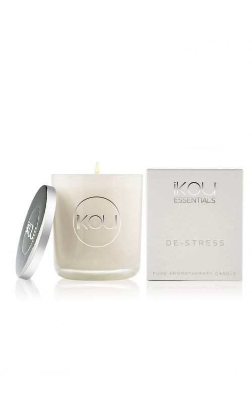 ikou candle destress