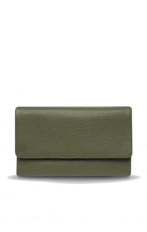 STATUS ANXIETY AUDREY WALLET KHAKI
