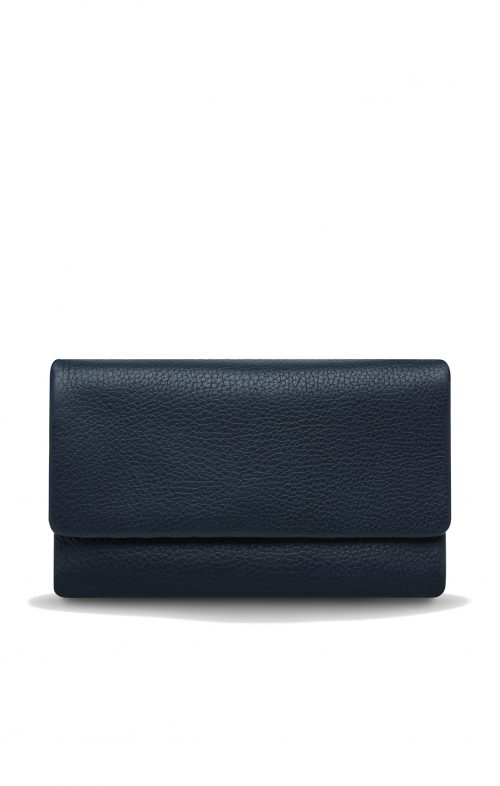 STATUS ANXIETY AUDREY WALLET NAVY