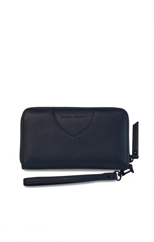 status anxiety moving on wallet navy