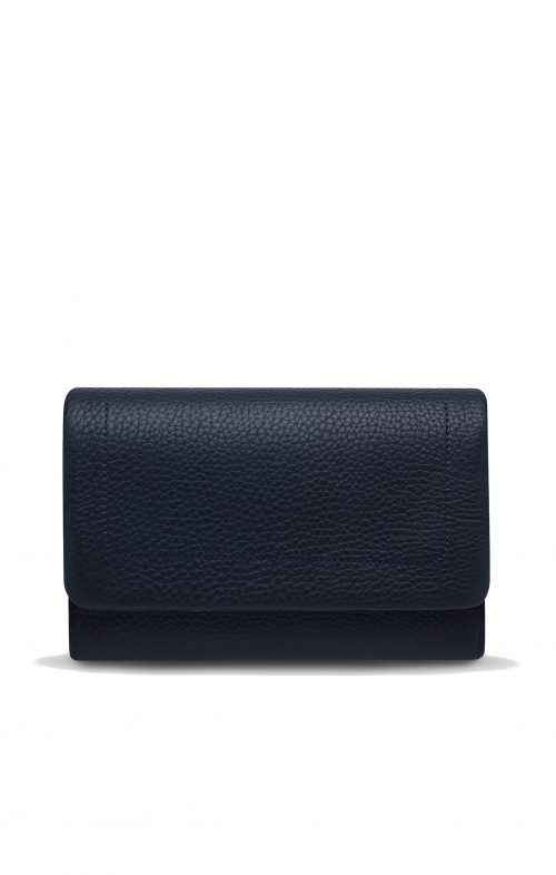 STATUS ANXIETY REMNANT WALLET NAVY