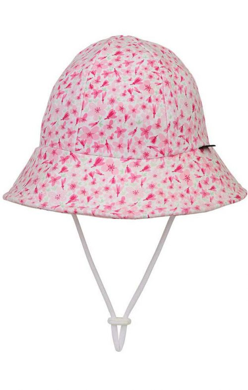 BEDHEAD BUCKET HAT TODDLER CHERRY BLOSSOM