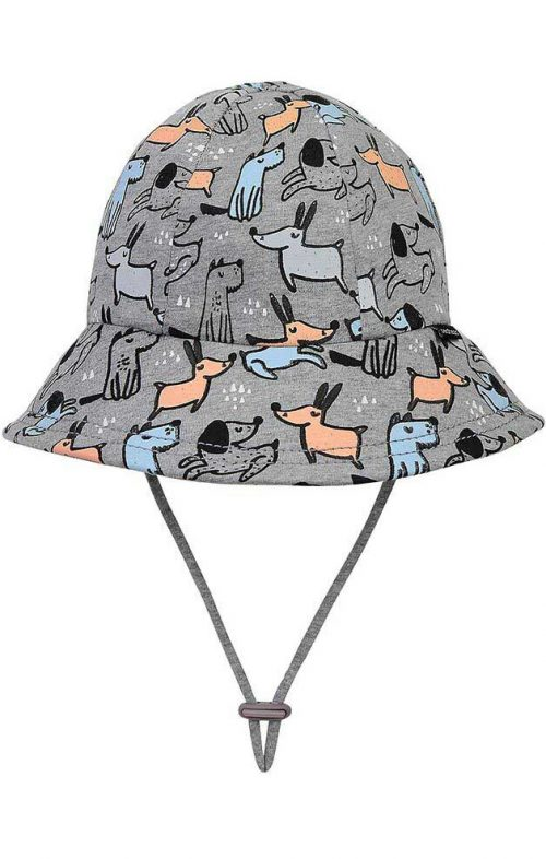 BEDHEAD BUCKET HAT TODDLER DOGS