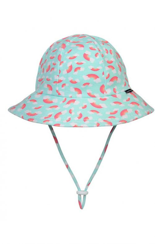 BEDHEAD BUCKET HAT TODDLER RAINBOW