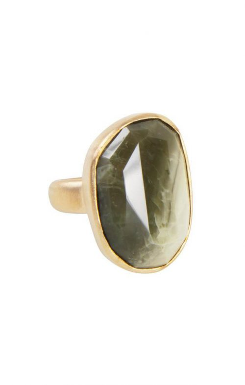FAIRLEY IMPERIAL JASPER RING SIZE 7