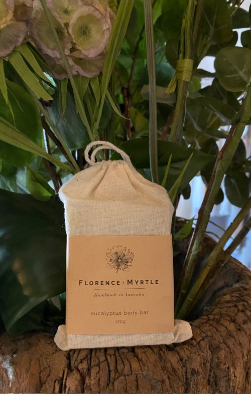 FLORENCE AND MYRTLE SOAP EUCALYPTUS