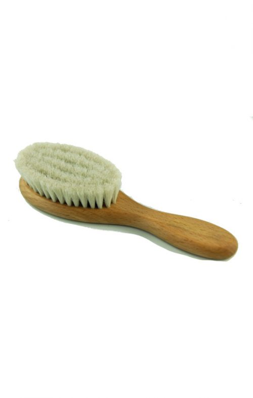 KELLER BURSTEN BABY BRUSH GOATS HAIR