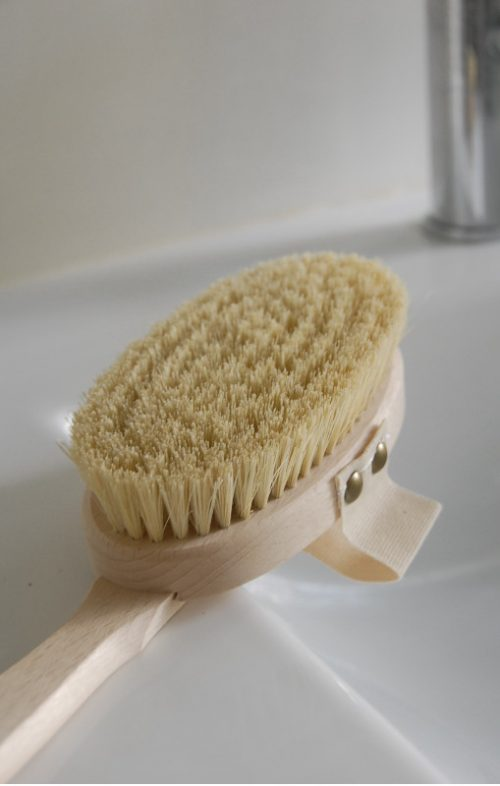 KELLER BURSTEN BATH BRUSH TAMPICO VEGAN