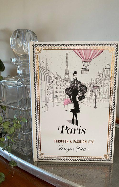 MEGAN HESS BOOK PARIS