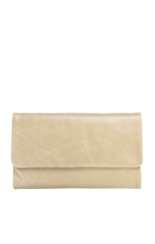 STATUS ANXIETY AUDREY WALLET NUDE