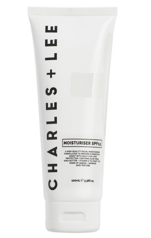CHARLES AND LEE MOISTURISER SPF15