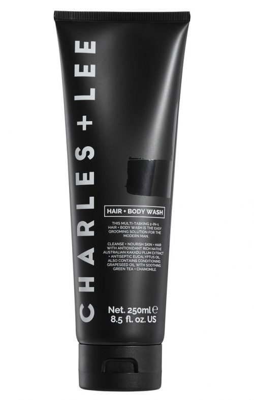 CHARLES AND LEE HAIR BODY WASH
