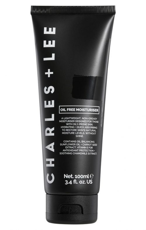 CHARLES AND LEE MOISTURISER OIL FREE