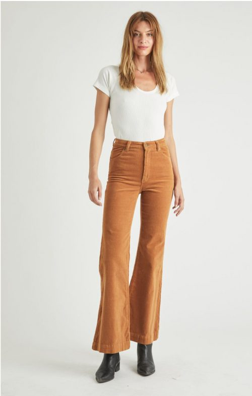 ROLLAS EASTCOAST CORD FLARES TAN