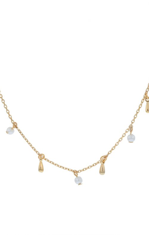 JOLIE & DEEN CASSANDRA NECKLACE GOLD