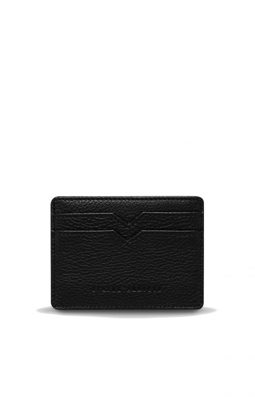 status anxiety together for now card wallet black