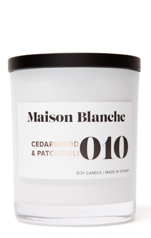 MAISON BLANCHE CANDLES LARGE