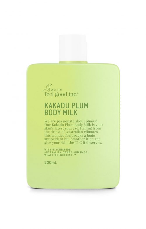 WE ARE FEEL GOOD KAKADU PLUM BODY MILK 200ML