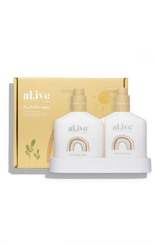 ALIVE BABY DUO GENTLE PEAR SET