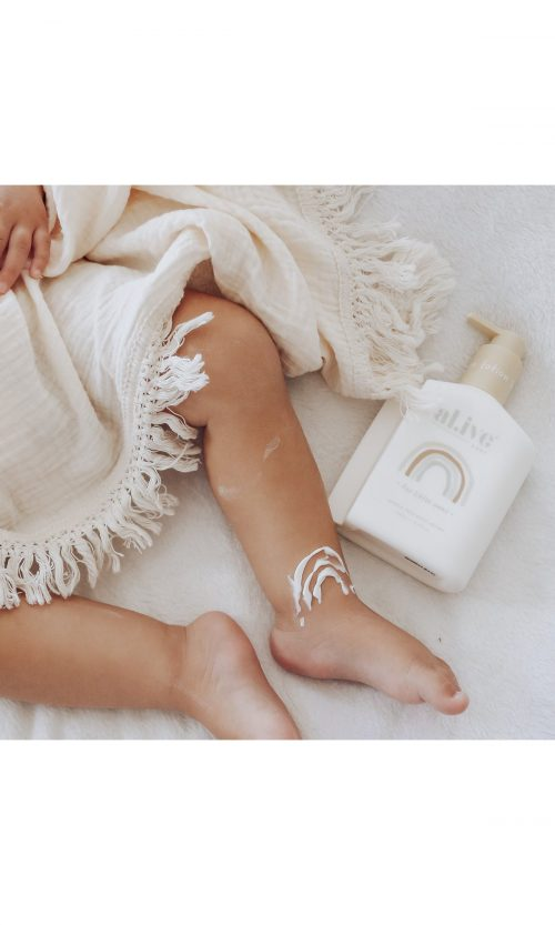 ALIVE BABY GENTLE PEAR BODY LOTION