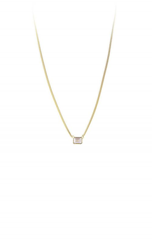 FAIRLEY NECKLACE CRYSTAL DECO