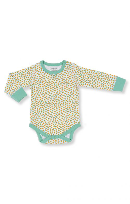 SAPLING CHILD CLEMENTINE LONG SLEEVE BODYSUIT