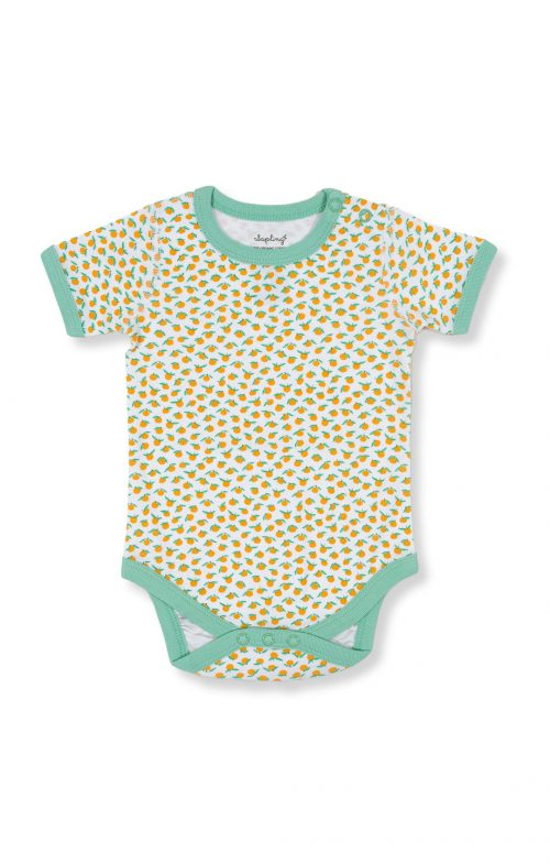 SAPLING CHILD CLEMENTINE SHORT SLEEVE BODYSUIT