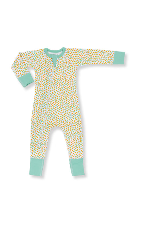 SAPLING CHILD CLEMENTINE ZIP ROMPER