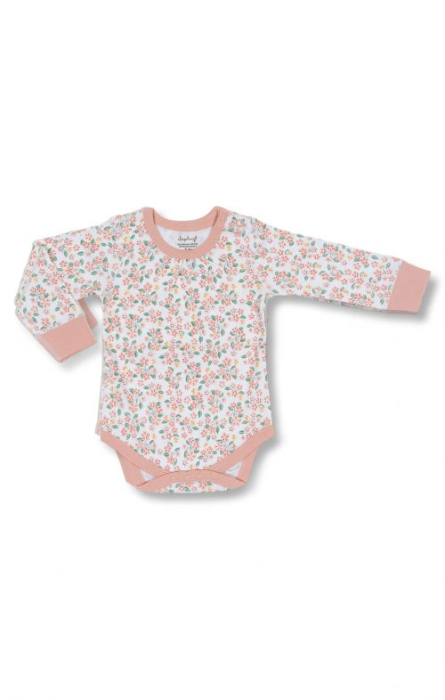 SAPLING CHILD PEAR BLOSSOM LONG SLEEVE BODYSUIT