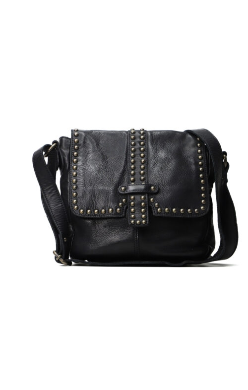 MAHSON AND CO LIVERPOOL BAG BLACK
